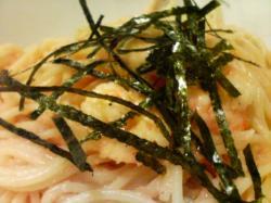 やさしい味わいのスパゲッティです(^^)
