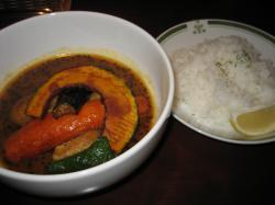 豚角煮と野菜 880円