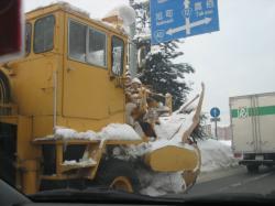 除排雪 お疲れさまですm(__)m