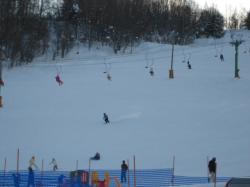 びっちにとっても想い出のスキー場です(^_;)