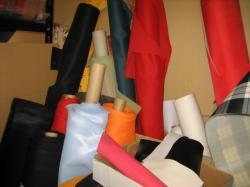 椅子の布もいろいろあるんですね