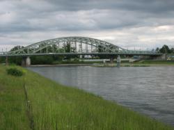 旭川のシンボル 旭橋