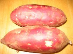 残っていたサツマイモで・・・スイートポテト