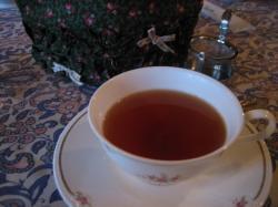 ライフ・ラプサンでおいしい紅茶を(^^)