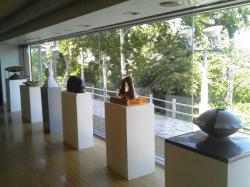 1階には展示物がいろいろ(^^)