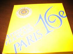 フランス菓子 パリ16区の「カマンベールチーズケーキ」