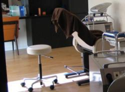 この椅子がすご~~く気持ちよいのです(^^)V