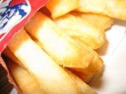 KFCのポテトはおいしいね(^^)V