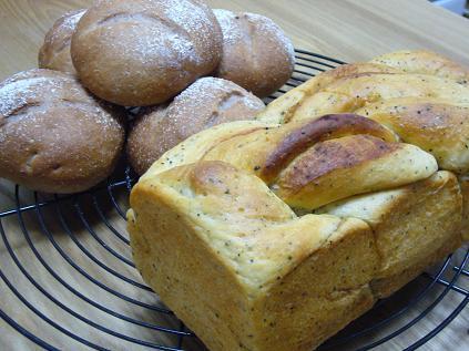 リプトンティーでパン作り