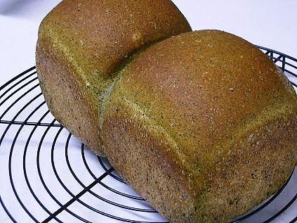 よもぎ山食パン