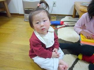 K君大泣き!!