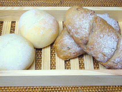 ハイジの白パンとペーターの黒パン