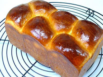 ブリオッシュの食パン