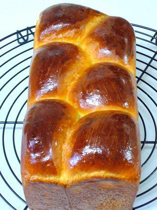 ブリオッシュの食パン♪