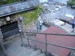 河原の湯入り口