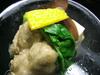 よし菜料理1