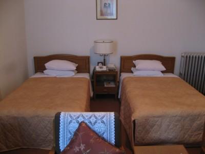 富士屋ホテル部屋2