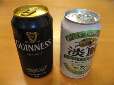 ギネス缶1