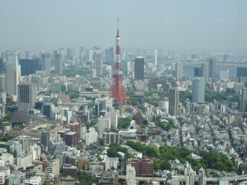 六本木ヒルズ展望台東京シティビュー1
