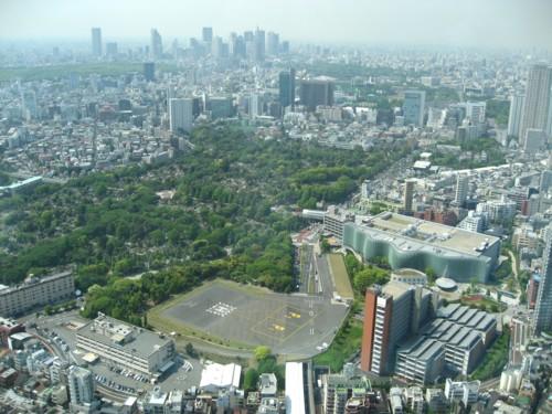 六本木ヒルズ展望台東京シティビュー3