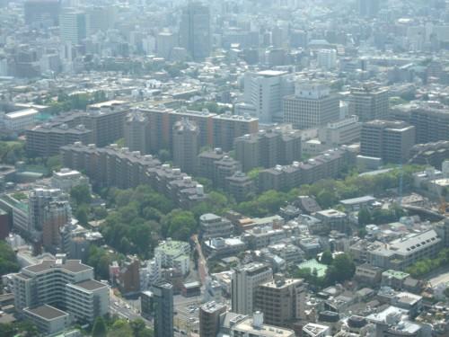 六本木ヒルズ展望台東京シティビュー2