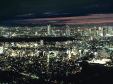 東京シティビュー夜景2