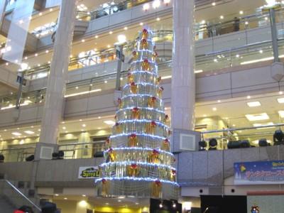08.12 ランドマーククリスマスツリー