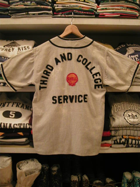 ベースボールシャツ 010