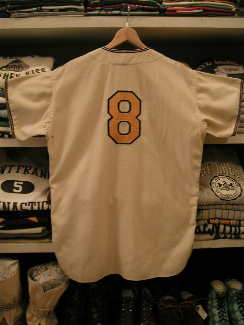 ベースボールシャツ 014