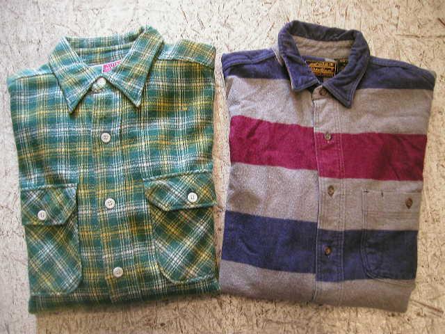 ネルシャツ 003