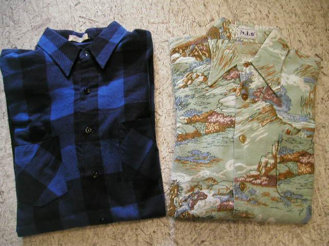 ネルシャツ 006
