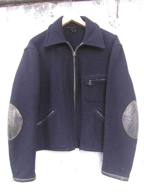 ウールジャケット 001