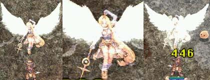 スパノビ天使~~♪