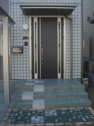 玄関ドアクローズ