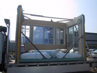パノラマ トラック