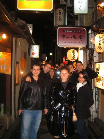 京都ディナー