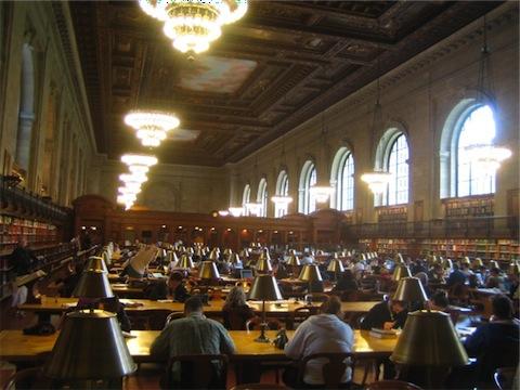 NY図書館