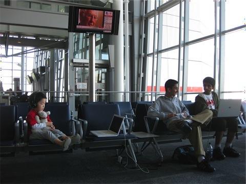 トロント空港2
