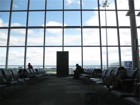 トロント空港1