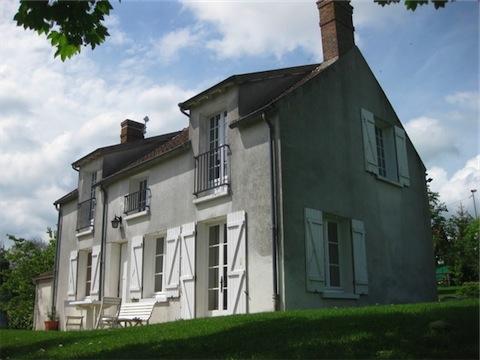 フランスの家1
