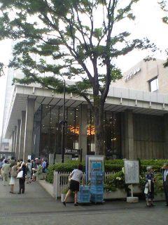 NHKホール2