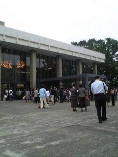 NHKホール3