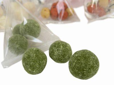 鎌倉まめや--招福豆(正月限定) 抹茶豆。