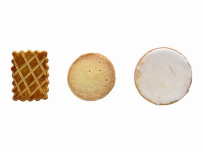 Maison romi-unie--サブレ・ブーランジェ/バター・ガレット/レモン・クッキー。