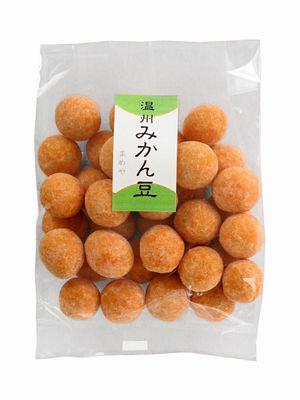 鎌倉まめや--温州みかん豆(1月限定)。