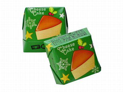 チロルチョコ--ビッグチロル クリスマスケーキ ガトーショコラ。