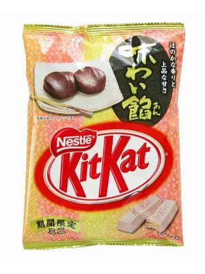キットカット--味わい餡。