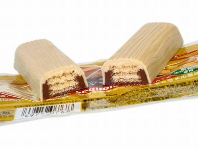 フルタ--セコイヤチョコレート 生キャラメル風味。