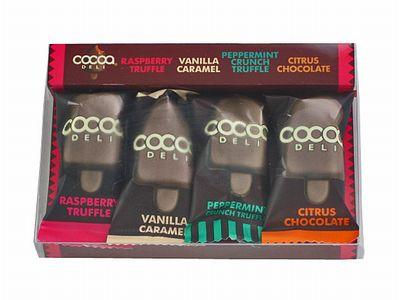 ココアデリ--ミニロリー アソートボックス。