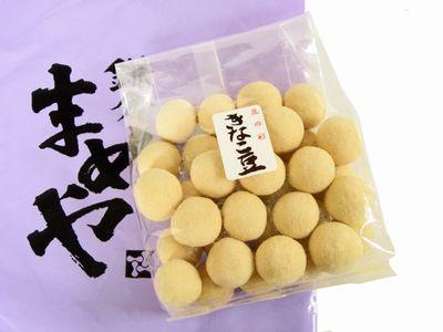 鎌倉まめや--きなこ豆。
